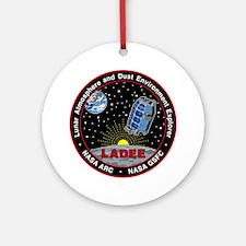 LADEE Ornament (Round)