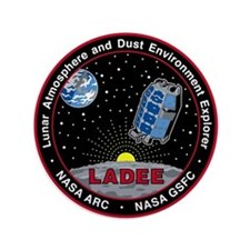 """LADEE 3.5"""" Button"""