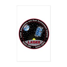LADEE Decal
