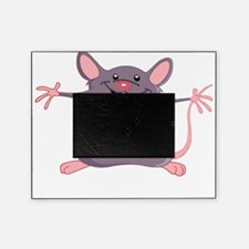 Happy Greeter Mouse Picture Frame
