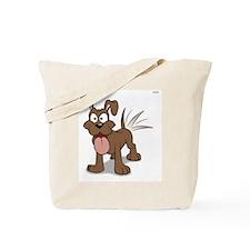 Happy Happy Dog Tote Bag