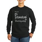 Potawatomi Long Sleeve Dark T-Shirt