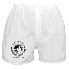 NOMRF Logo Boxer Shorts