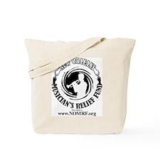NOMRF Logo Tote Bag