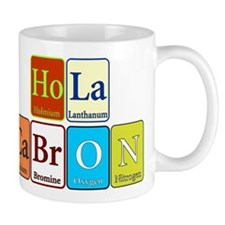 Hola Cabron Mug