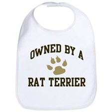 Rat Terrier: Owned Bib