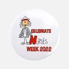 Celebrate Nurses Week 2016 Button