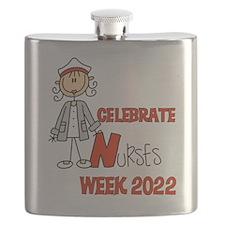 Celebrate Nurses Week 2014 Flask