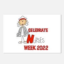 Celebrate Nurses Week 201 Postcards (Package of 8)