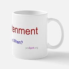 Enlightenment - Jesus - Left Handed Mug