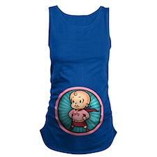 super-bbg-T.png Maternity Tank Top