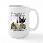 buns_rule_babies Mugs
