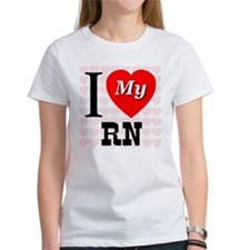 I Love My RN Tee