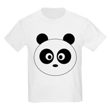 Panda head: Kids T-Shirt