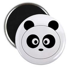 Panda Head: Magnet