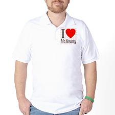 I Love Mc Steamy T-Shirt