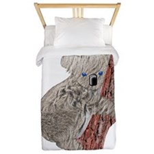 Kuddly Furry Koala Twin Duvet
