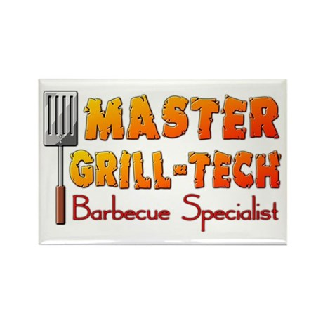 Master Grill Tech Barbecue Specialist Rectangle Ma