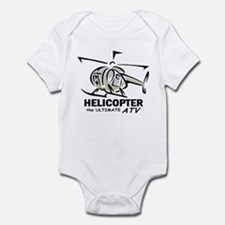 Ultimate ATV graphic Infant Bodysuit