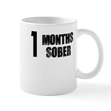 1 Months Sober Mug
