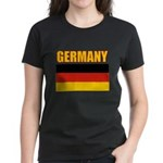 Germany Women's Dark T-Shirt