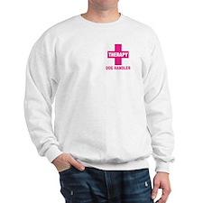 """Pink """"Best Friend"""" Heather Sweatshirt"""