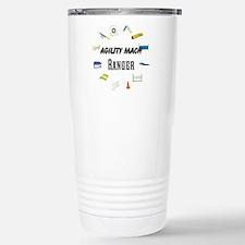 Dog Agility Title Travel Mug