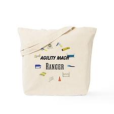 Dog Agility Title Tote Bag