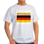 Germany Ash Grey T-Shirt