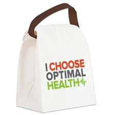 Dr. A I Choose - Canvas Lunch Bag