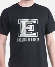 Equatorial Guinea Designs T-Shirt