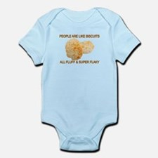 People Are Like Biscuits Infant Bodysuit