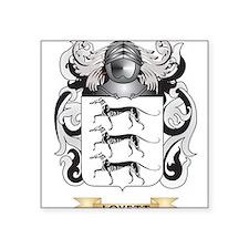 Lovett Coat of Arms - Family Crest Sticker