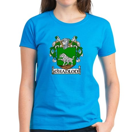 O'Hanlon Coat of Arms Women's Dark T-Shirt