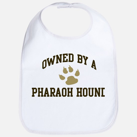 Pharaoh Hound: Owned Bib