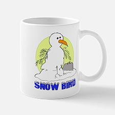 Snowbird Vacation Cartoon Mug