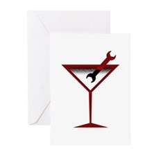 Workaholic Greeting Cards (Pk of 10)