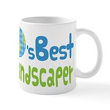 Earths Best Landscaper Mug