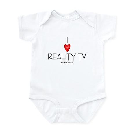 Love Reality TV Infant Bodysuit