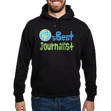 Earths Best Journalist Hoodie