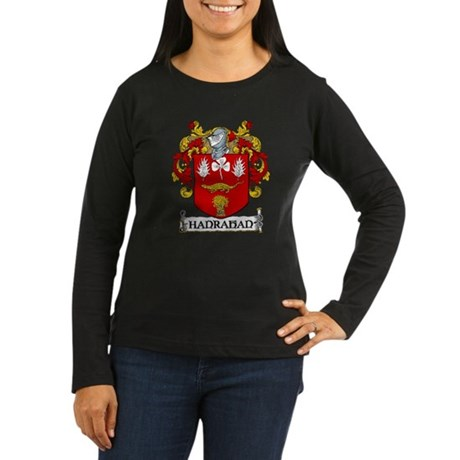 Hanrahan Coat of Arms Women's Long Sleeve Dark T-S