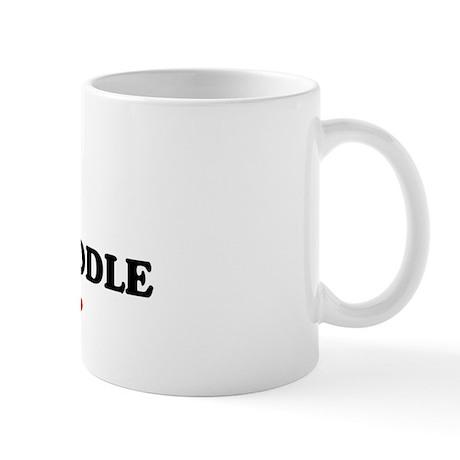 Loved: Goldendoodle Mug