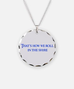 roll-in-shire-blue Necklace