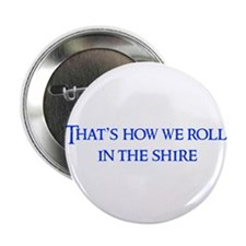 """roll-in-shire-blue 2.25"""" Button (10 pack)"""