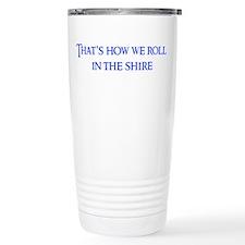 roll-in-shire-blue Travel Mug