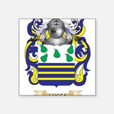 Lucca Coat of Arms - Family Crest Sticker