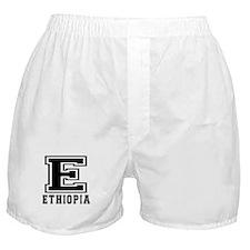 Ethiopia Designs Boxer Shorts