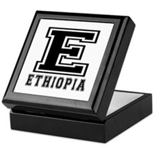 Ethiopia Designs Keepsake Box