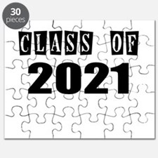 CLASS OF 2021 Puzzle