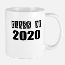 CLASS OF 2020 Mug